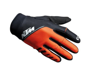 NEW KTM RACETECH GLOVES SIZE MEDIUM 3PW200002903