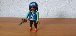 Playmobil  1 X Figur Soldat Pirat Soldaten mit Zubehör Schiffsjunge