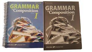 Abeka-Grammer-amp-Composition-I-Teacher-Key-Quiz-Test-key-7th-Grade-5th-Edition