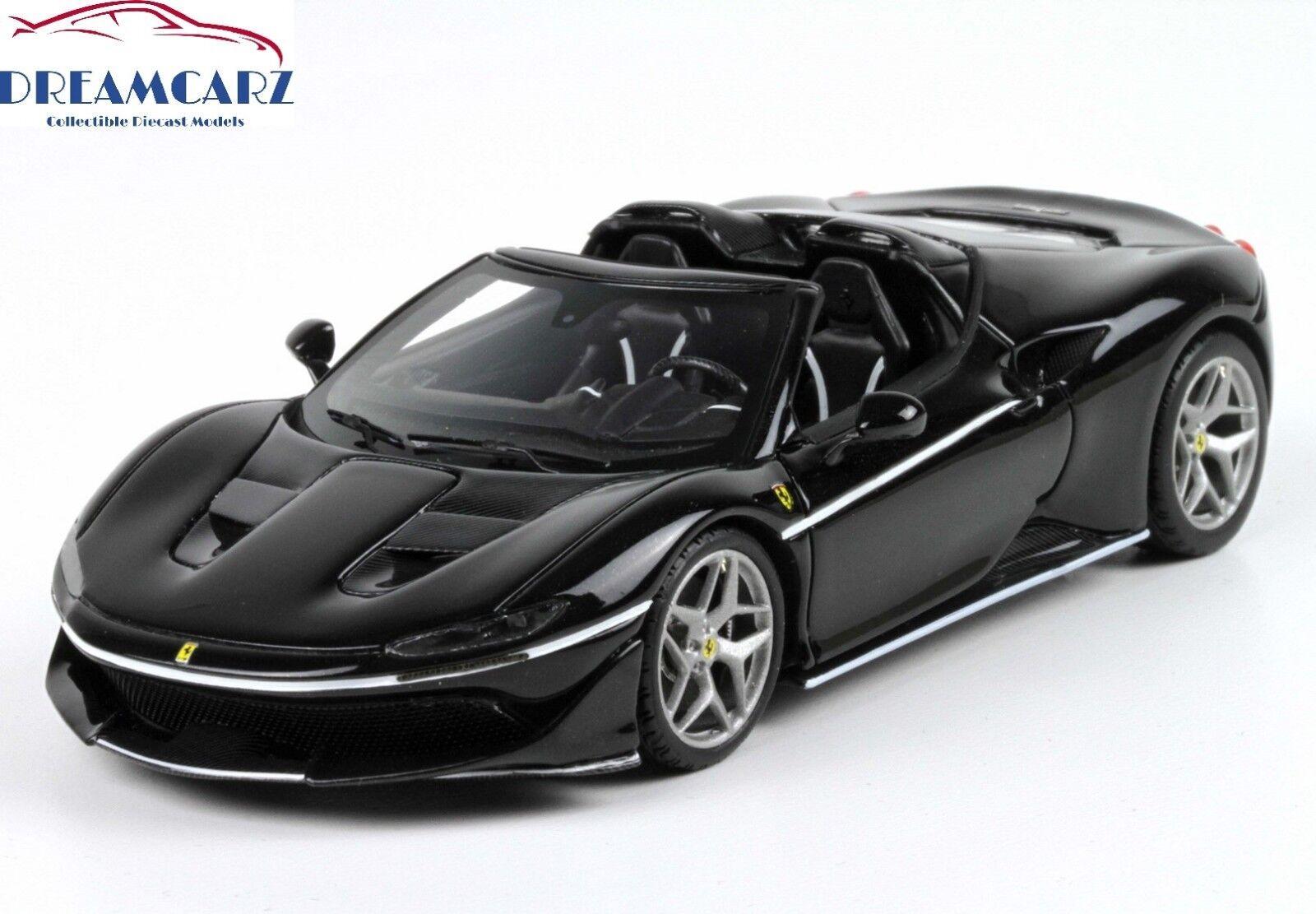 BBR BBRC208H 1 43 Ferrari J50 black Daytona Lucido - Limited 30 pcs
