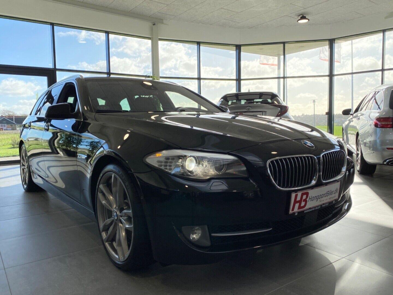 BMW 535d 3,0 Touring aut. 5d - 289.800 kr.
