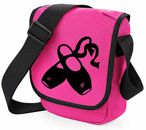 Bag-Ballet-Shoes-Shoulder-Bags-Birthday-Gift-Xmas-Gift-4-Colours-for-Ballet-fan