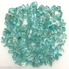 Natural Apatite 100 Ct Green Blue Raw Rough Loose Mineral Gemstones Lot