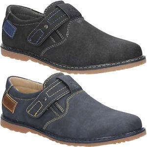 ac441315d20bd7 Jungen Halbschuhe Kinder Klettverschluss Elegant Anzug Schuhe Gr. 32 ...