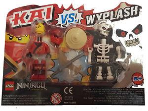 Lego Ninjago-Sawyer Limited Edition NEUF /& neuf dans sa boîte