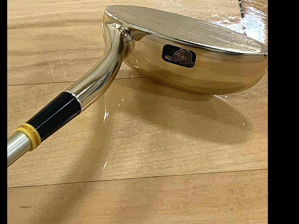 Andet materiale putter, Guld 24 karat