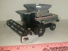 1/64 ertl custom farm toy detailed agco white gleaner 2500 combine odd & rare