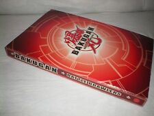 BAKUGAN BATTLE BRAWLERS ALBUM ( 9 X 13 IN.) - WITH 96 CARDS