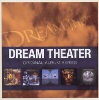 DREAM THEATER ORIGINAL ALBUM SERIES 5CD ALBUM SET (2011)