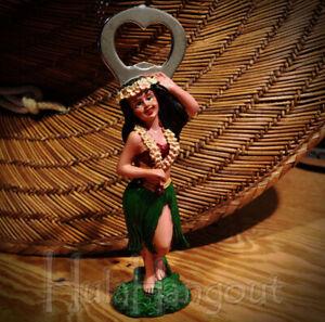Bottle Opener Hawaiian Hula Girl Tiki Bar Island gift Brand New
