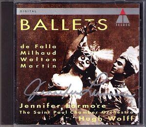 Jennifer-LARMORE-Signiert-FALLA-El-amor-brujo-WALTON-Facade-MILHAUD-Creation-CD