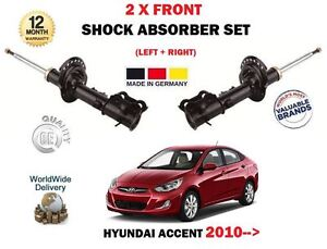 FOR-HYUNDAI-ACCENT-RB-1-4-1-6-CCVT-CRDI-GDI-2010-gt-2-X-FRONT-SHOCK-ABSORBER-SET