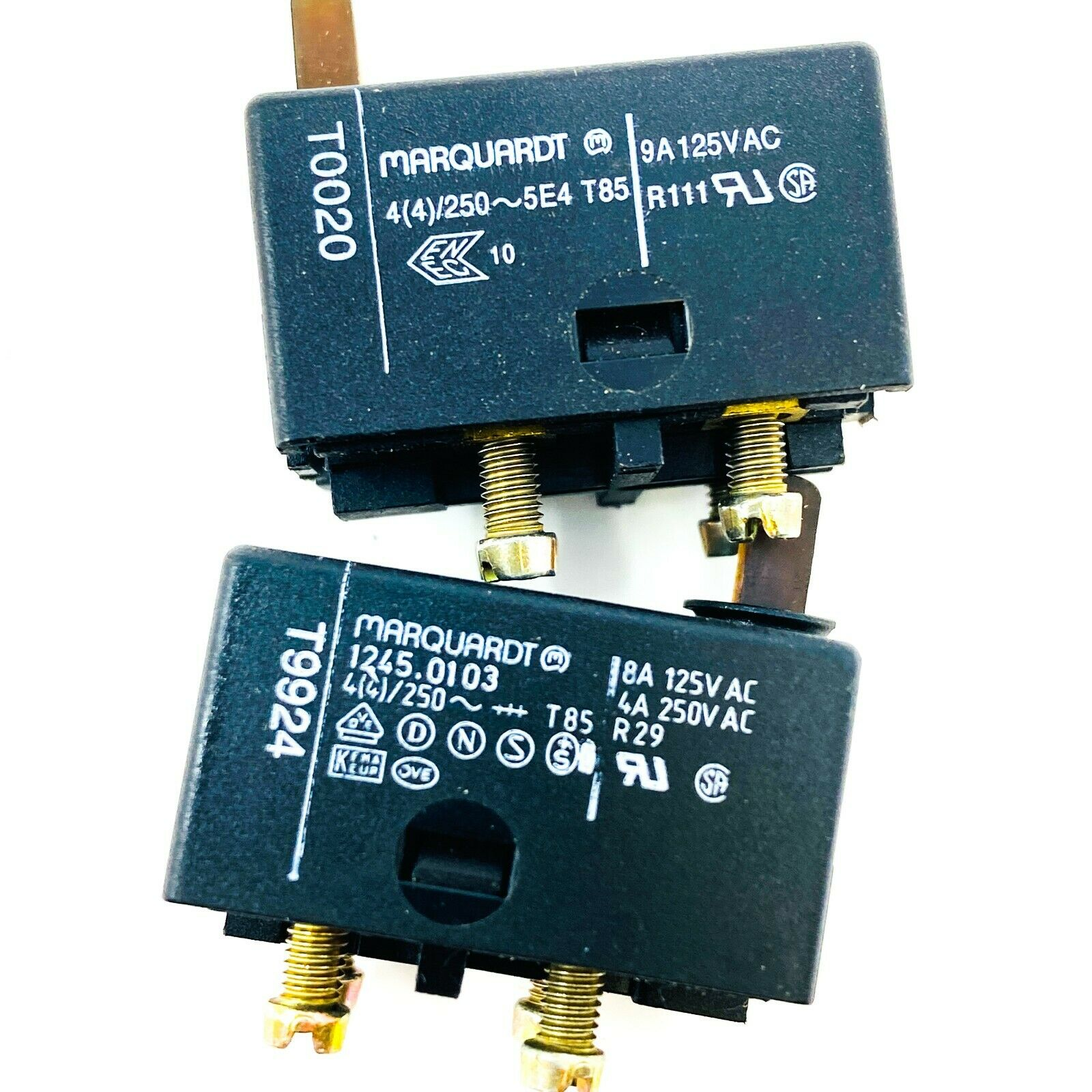 (2 PCS) Flex 195782 Switch fits Porter Cable Electric Sander & Polisher