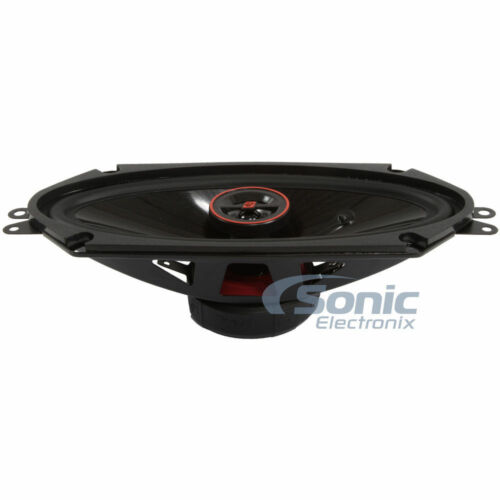 """Cerwin Vega H7410 640W 4/"""" x 10/"""" HED Series 2-Way Coaxial Car Stereo Speakers"""