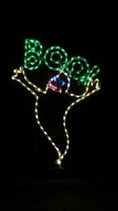 Pro-Halloween-Scary-BOO-Ghost-Outdoor-LED-Lighted-Decoration-Steel-Wireframe