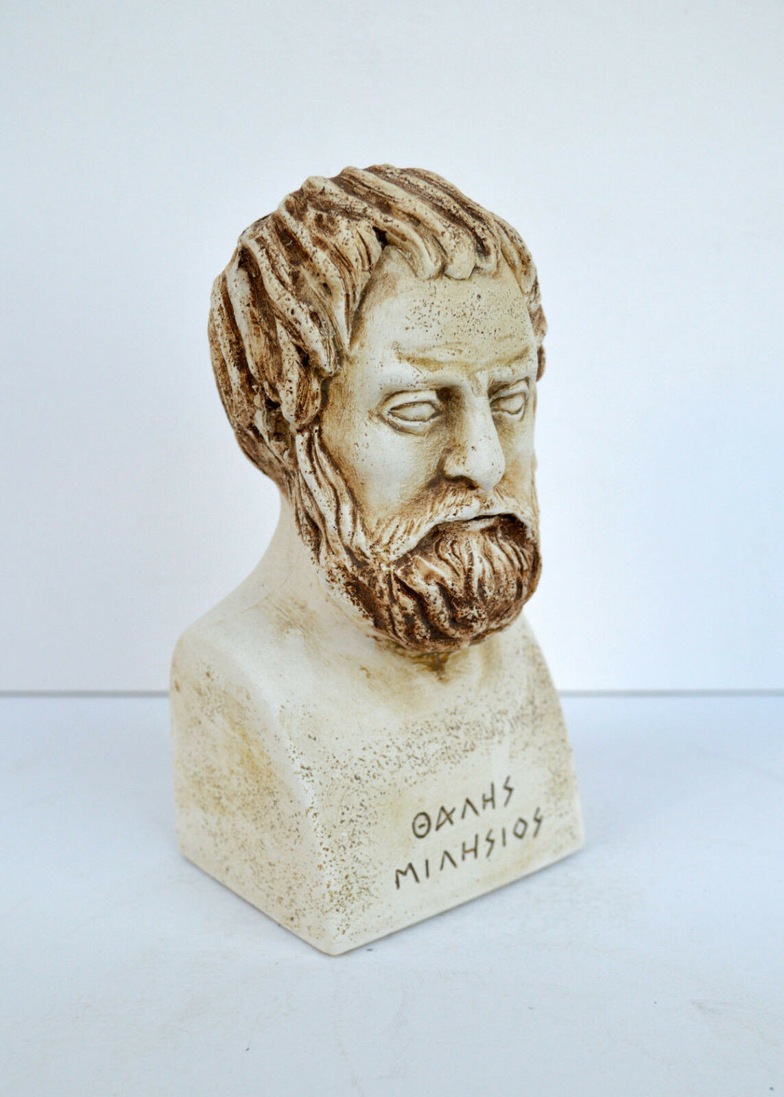 thales of miletus atomic model Thales of miletus (c 624 - 546 bc) was an early pre-socratic philosopher, mathematician and astronomer from the greek city of miletus in ionia (modern-day turkey) he was one of the so-called seven sages of greece , and many regard him as the first philosopher in the western tradition.