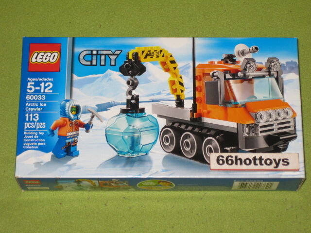 Lego City 60033 North Iceland
