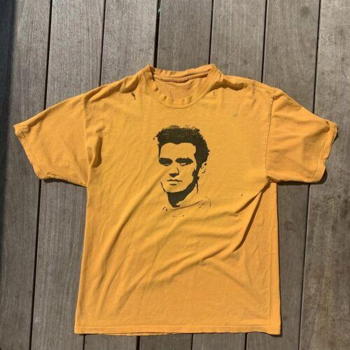 Vtg Morrissey The Smiths T Shirt