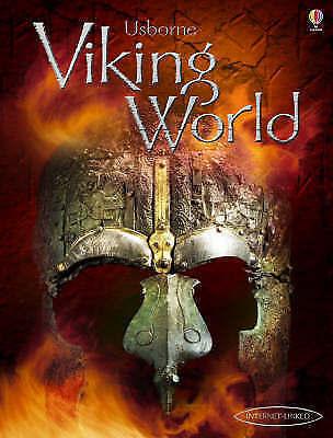 Viking World (Illustrated World History), Wingate, Philippa, Hardcover, Very Goo