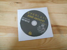 CD Hip Hop Everlast - Jump Around (1 Song) Promo LONG BRANCH -cd only-