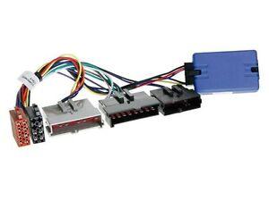Lenkrad-Fernbedienung-Adapter-SWC-fuer-Ford-Mondeo-B4Y-BWY-2000-2003-JVC