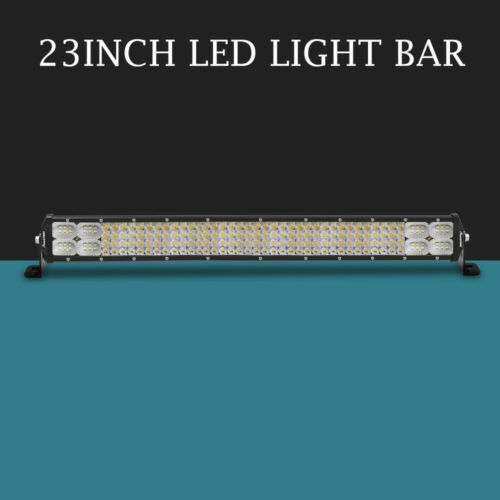 """10D 23Inch 2688W 4-Rows LED Work Light Bar Combo Offroad Truck For Jeep 24/"""""""