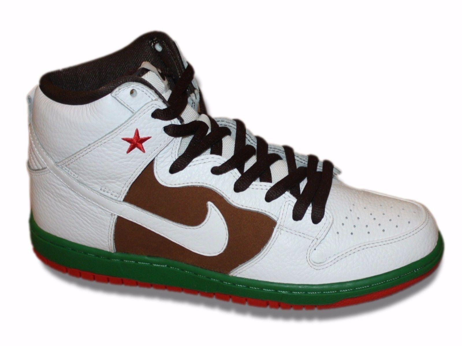 2018 Nike Dunk SB alto PRM 31 31 31 Estado Cali 313171-201 comodo y atractivo 412f01