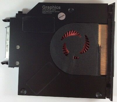 NEW Lenovo Y500 Y400 Removable Ultrabay Graphics Card GN36 2GB GeForce GT650M