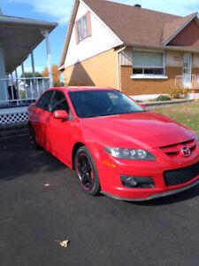 2007 Mazda MAZDASPEED 6