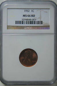 1952-MS66RD-NGC-Lincoln-Wheat-Penny-Strong-Strike-Mint-Red-Luster-GEM