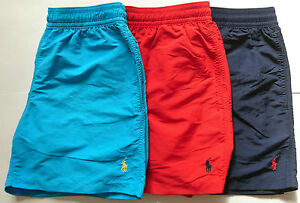 size 40 2d5a2 e67f4 Details about BNWT MENS AUTHENTIC POLO RALPH LAUREN HAWAIIAN BOXER/SWIMMING  TRUNKS/PANT/SHORTS