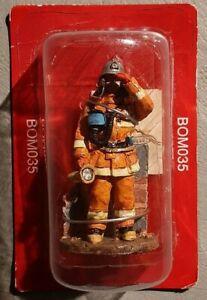 Figurine d/'un pompier équipier de la FRTF Figurine pompier Soldats du feu Les