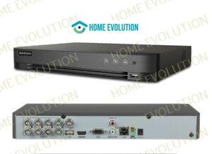 DVR videosorveglianza Hikvision IDS-7208HQHI-M1/Fa 8 Ingressi