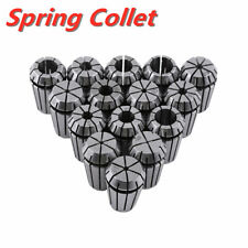 15pc Er20 1 13mm Spring Collet Set Fr Spindle Cnc Milling Lathetool Workholding
