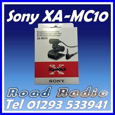 HandsFree External Microphone Mic Sound Enhanced for MEX-BT Stereos
