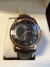 Eterna - Vaughan Big Date - 18K Rose Gold Automatic Watch - New! MSRP $14,900