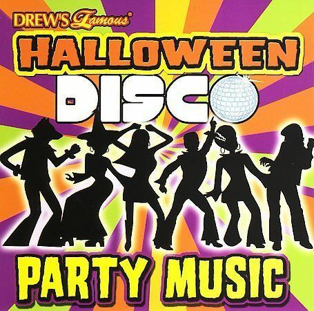 Halloween Disco.Drew S Famous Halloween Disco Party Music By Drew S Famous Cd May 2006 Turn Up The Music