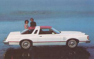 1977 Thunderbird