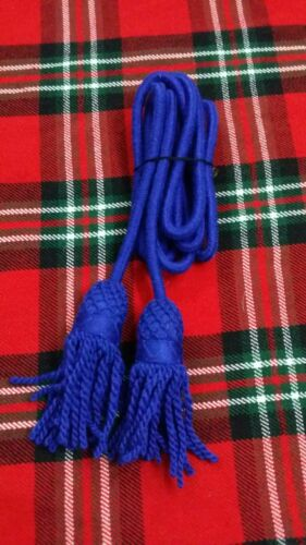 TC ARMY BUGLE WOOL CORD ROYAL BLUE COLOR/BUGLE WOOL BLUE CORD COLORS/BUGLE CORD