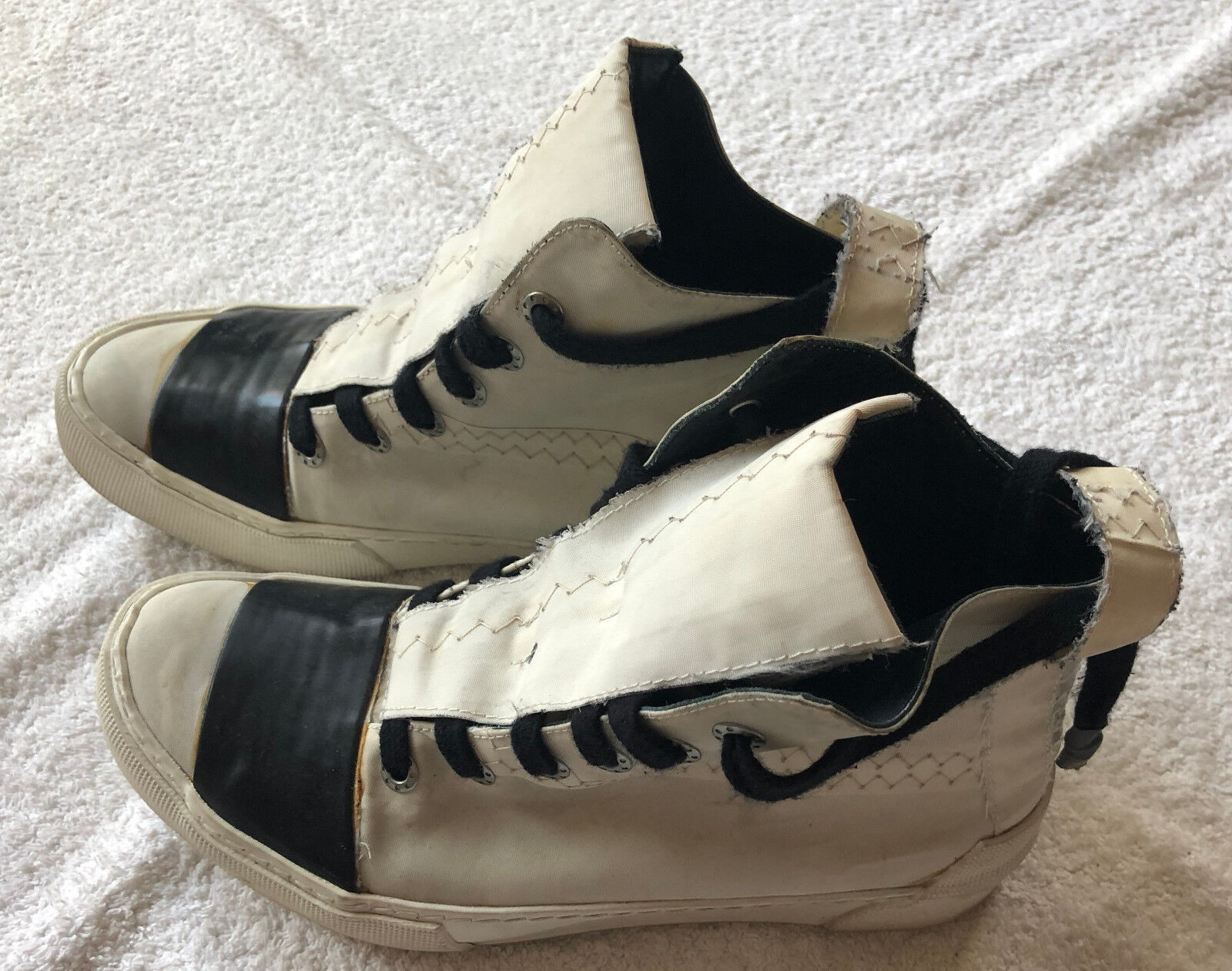 newest collection 793c9 1e5cc Read Read Read Description Nike X Off White Presto. TRADE FOR WHITE PAIR!!  Read Read Read Description ...
