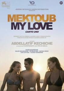 Dvd-Mektoub-my-love-Canto-uno-2018-NUOVO