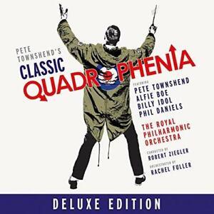 Pete-Townshend-039-s-Classic-Quadrophenia-Pete-Townshend-Boe-Idol-Dan-NEW-CD-DVD