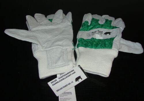 2 Paar Keiler Forst Handschuhe Handschuhe für den Brennholz Mann Gr.XL