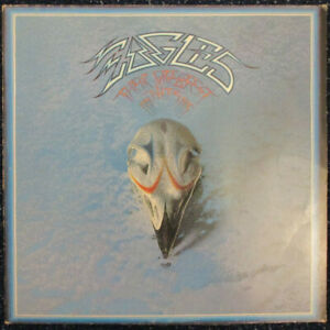 EAGLES-Their-Greatest-Hits-1971-1975-Vinyl-LP-Germany-1976-Embossed-Cover