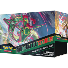 Pokemon Evolving Skies Build & Battle Stadium Box Set Presell Aug 27th