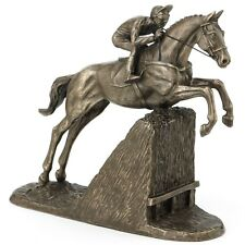Gus Greyhound Bronze Dog Sculpture Figure Harriet Glen H19.5cm NEW 33703