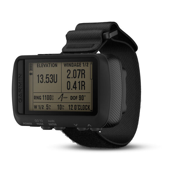 Garmin FORETREX 701 Ballistic Edition  Wrist-mount GPS navigator 010-01772-10  great selection & quick delivery