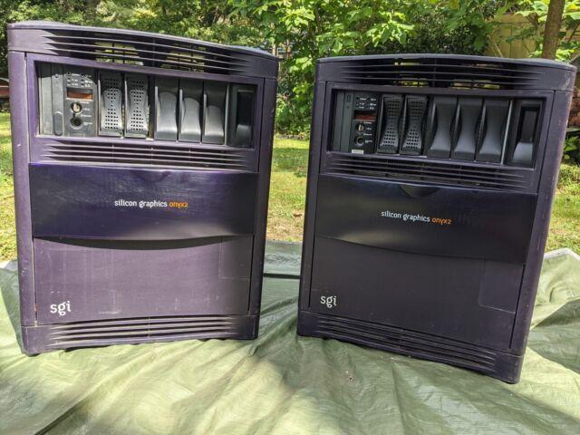 Silicon Graphics SGI Onyx 2 [ONE machine]