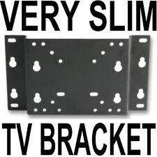LED LCD Slim TV Wall Mount Bracket 15 17 19 21 22 23 26 32 Vesa 200 x 100 75 50