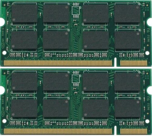 2GB 2X1GB RAM MEMORY FOR Dell Latitude D830